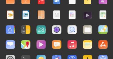 Linux Ubuntu 18.04 LTS Icons