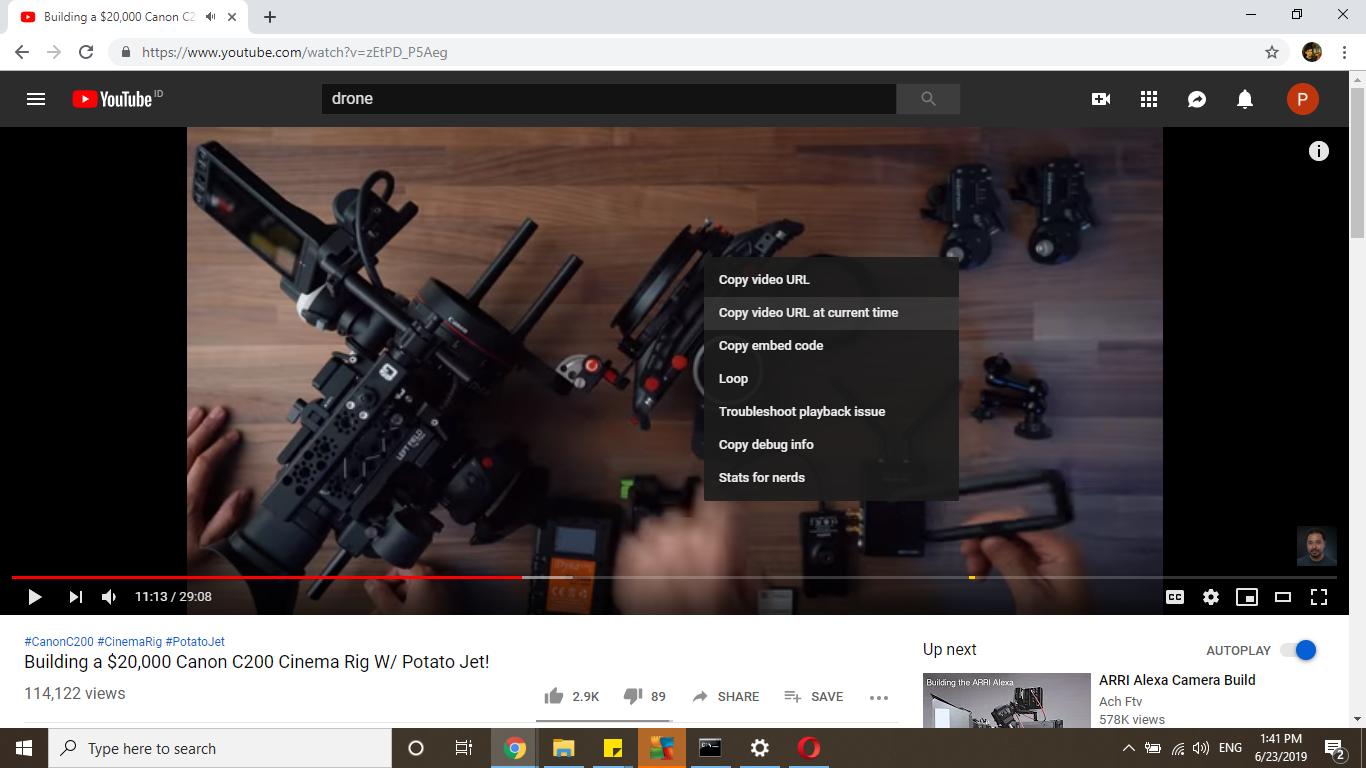 Bagikan Tautan YouTube yang Start di Menit Tertentu, Begini Caranya!
