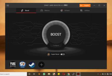 Smart Game Booster, Fitur Lengkap dengan Performa yang Mantap Untuk Semua Game
